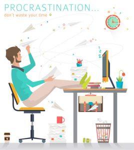 overcome procrastination